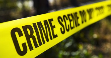 Two held by police over murder
