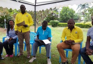NRM Youth League clashes with the secretariat over age limit