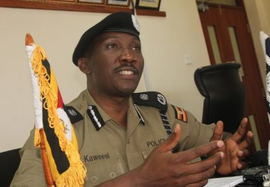 AIGP Andrew Felix Kaweesi Appointed Police Spokesperson