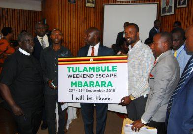 Minister Kiwanda Warns National Park Authorities