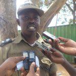 police-spokesperson-ibin-senkumbi-speaking-to-journalists-on-thurday