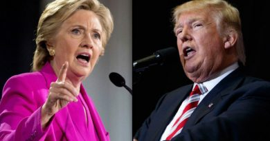 Trump, Clinton who gets the key to white House?