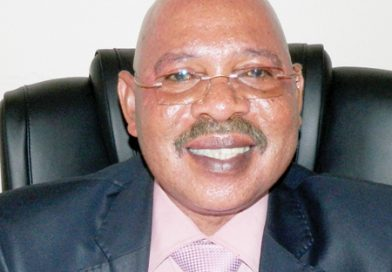 Strange disease eats away  Internal Minister, Gen Odong