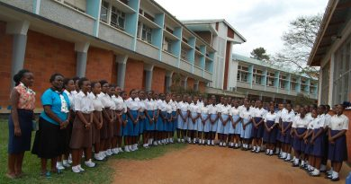 Mary Hill High School want sh.300m for Chapel