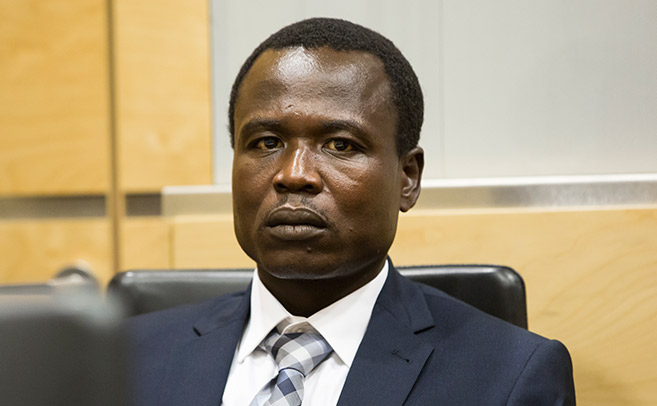 Former LRA Ongwe's Family to visit him