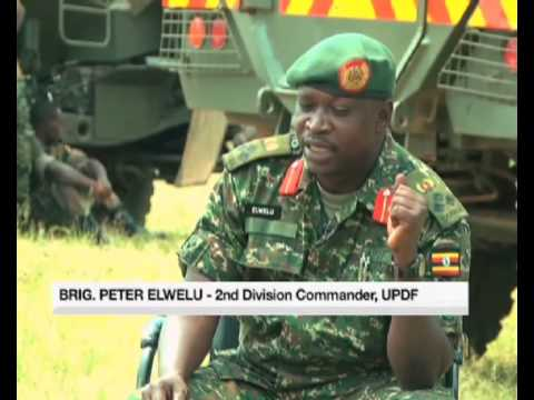 Kasese Mps are to blem for the crisis in their area – Brig Elwelu