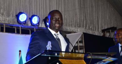 Kin Kariisa;From a small saloon in Mbarara town to the Best TV station in Uganda.
