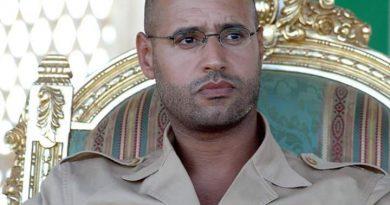 Al-Islam Gaddafi Returns To Active Politics