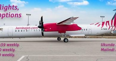 Jambojet Launches Mobile Money payment