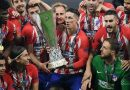 Arsenal conquerors Atletico Win Europa